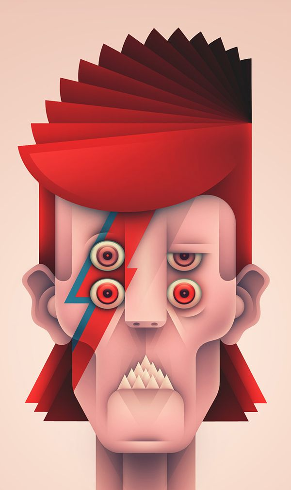 Classic Covers Recomposed on Behance