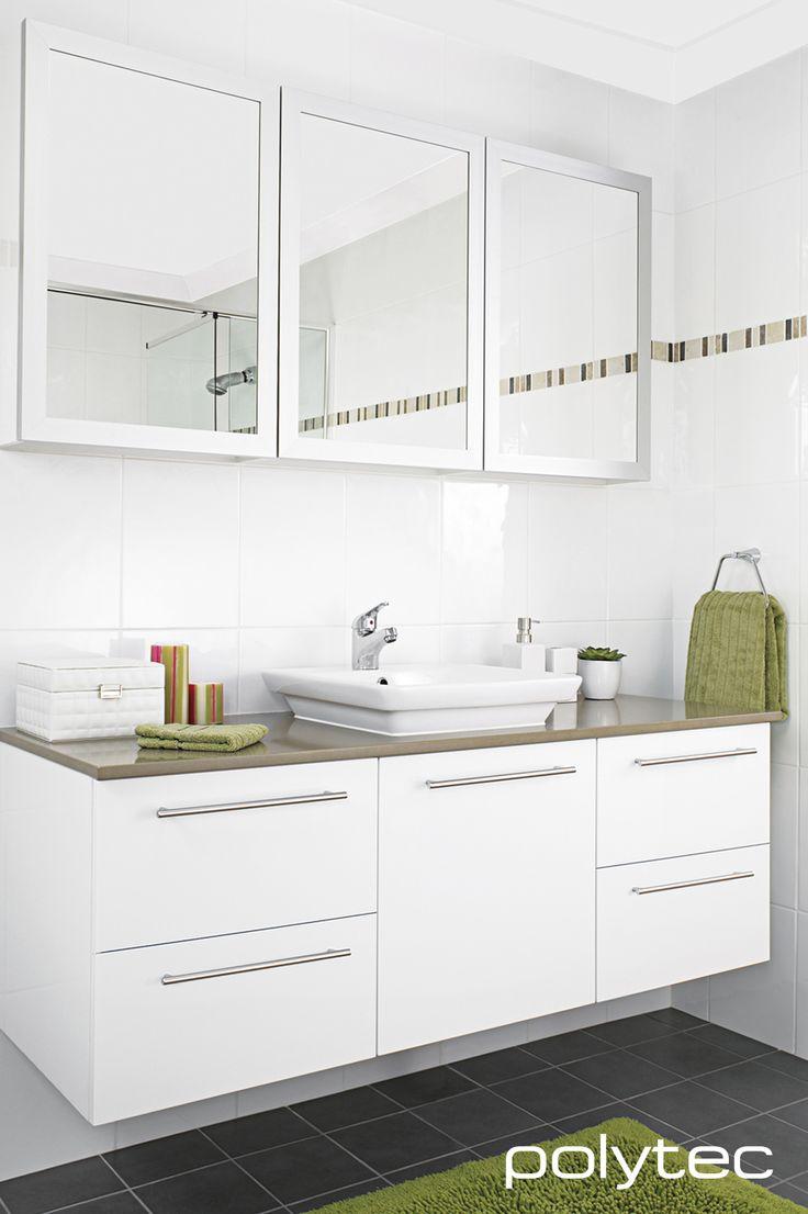 Bathroom vanity in Sepia Oak Ravine.