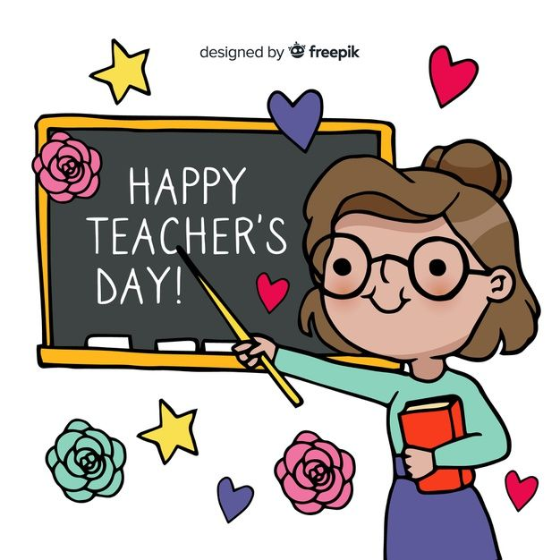 Download World Teachers Day With Chalkboard For Free Teachers Day Teachers Day Card Teachers Day Drawing