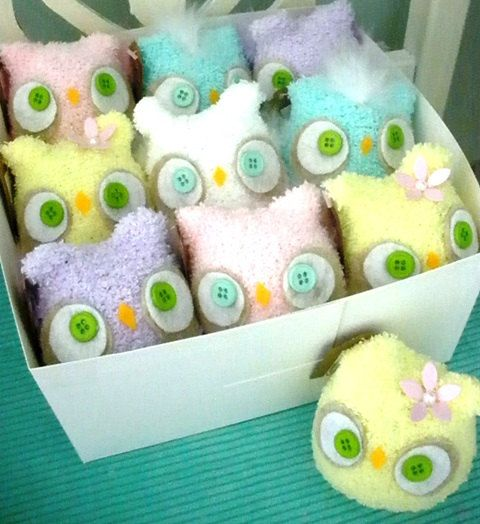 88 best twins baby shower images on pinterest twin baby showers baby shower favors cute little owls negle Choice Image
