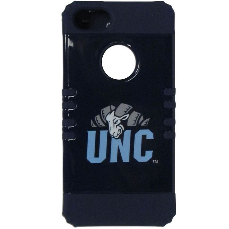 """Checkout our #LicensedGear products FREE SHIPPING + 10% OFF Coupon Code """"Official"""" N. Carolina Tar Heels iPhone 5/5S Rocker Case - Officially licensed College product Fits iPhone 5/5S phones Unique 2 piece design allows easy access to all buttons, controls and ports without having to removing the case. Hard snap on outer case with crisp team graphics N. Carolina Tar Heels logo - Price: $22.00. Buy now at https://officiallylicensedgear.com/n-carolina-tar-heels-iphone-5-5s-rocker-case-c5g9rkb"""