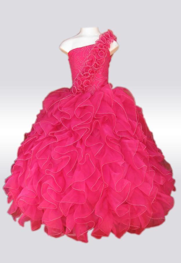 vestidos de niña para fiesta de princesas - Buscar con Google