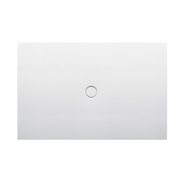 N1 / 356 SHOWER TRAYS Bette Floor 1400 X 800 x 45mm Rectangular White Enamelled Steel Wet Room Shower Tray