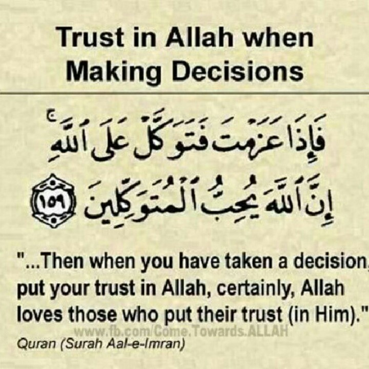 Trust In Islam Quotes: 1000+ Images About Of Course On Pinterest