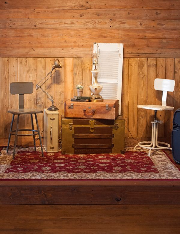 Stage at Jos Coffee Shop | Mount Pleasant Texas