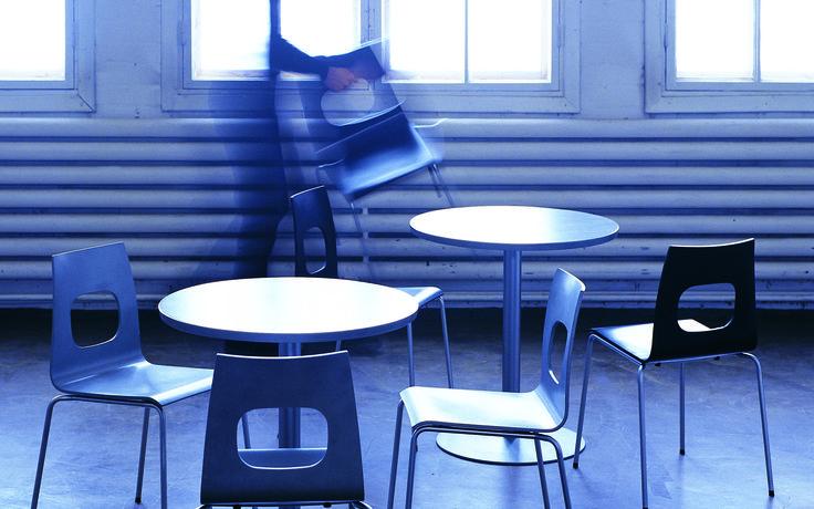 033  Piiroinen 033, een stoel van PLAN@OFFICE ontworpen door Piiroinen.