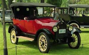 1920 Gray Dort