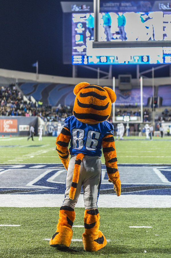 Memphis Tigers end the regular season 9-3 Go Tigers