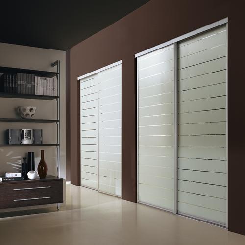 Bathroom Windows Wickes louvre print mirror 914mm - wardrobe doors - wardrobe & cabinet