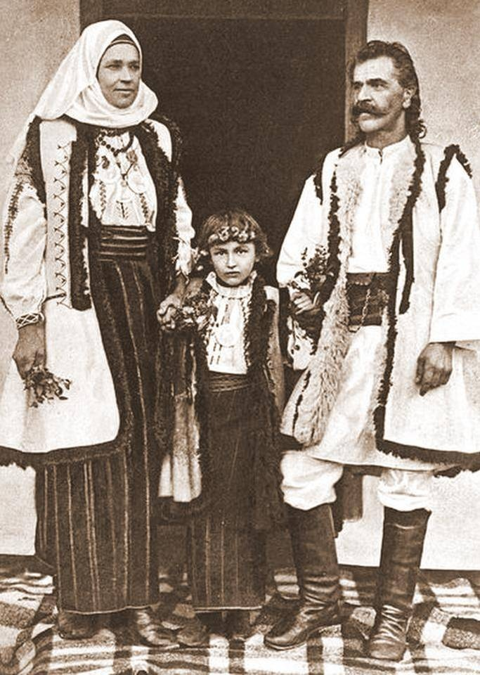 Romania - old photos