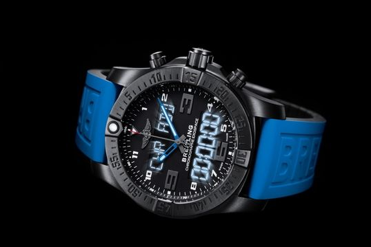 Fotos - Breitling Exospace B55 – Reloj conectado suizo para pilotos