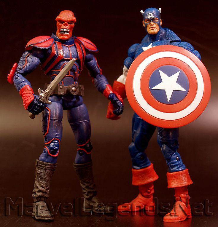 17 best images about marvel legends toybiz on pinterest - Marvellegends net dcuc ...