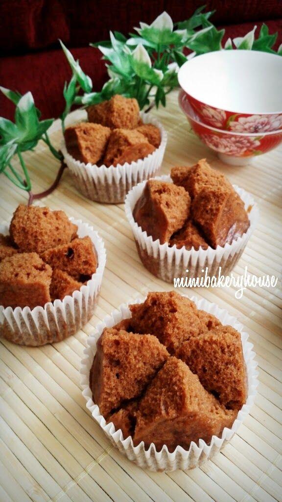 "MiMi Bakery House: ▪ 发糕 ▪ ""Huat Kueh"" ▪ Steamed Gula Melaka Cupcakes ▪ Revisited ▪"