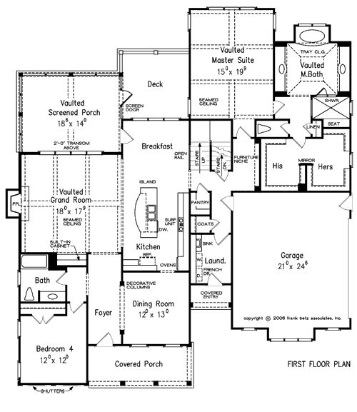 935 best homes plans images on pinterest home plans for Brodie house plan