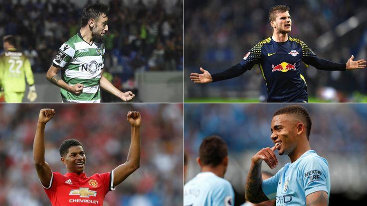 Champions League 2017-18: 10 perlas que darán que hablar en la Champions | Marca.com http://www.marca.com/futbol/champions-league/2017/09/12/59b69c0322601db9068b45a4.html