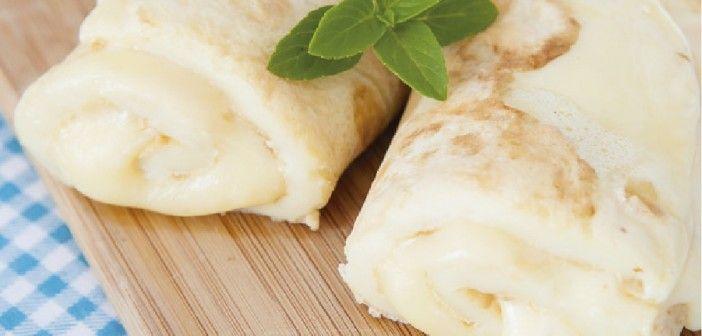 Pensa numa delícia, deliciosa, maravilhosa, saudável e magrinha! Pensou? Tá aí! O pão de queijo de frigideira, crepioca ou panqueca de tapioca tá conquistando geral! Cheio de proteínas, ele é feito de polvilho e ovos e incrementado com iogurte oucottage…