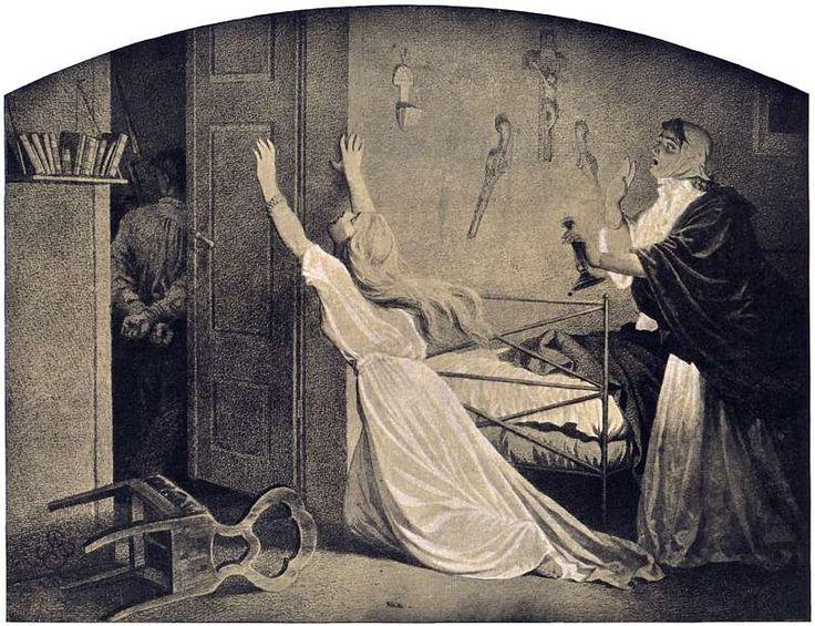 Artur Grottger - Polonia, II. Branka, 1863