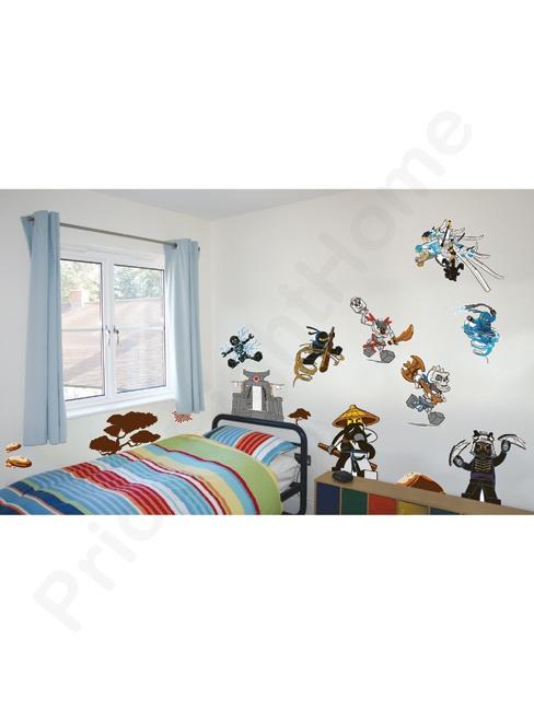 Lego Bedroom Decorating Ideas: Ok So Kyran Has Now Decided He Would Like A Ninjago
