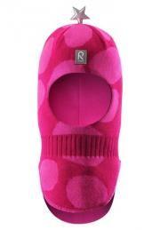 Detská kukla REIMA - SHELTER veľ.50 berry pink