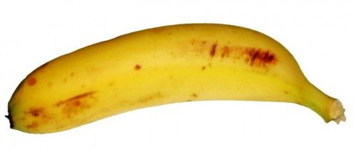 This is a banana - picture of fruits