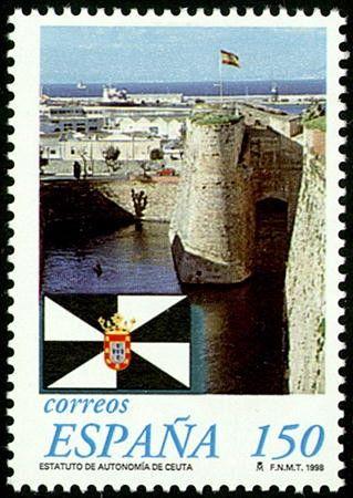 Estatuto Autonomía Ceuta - 1998