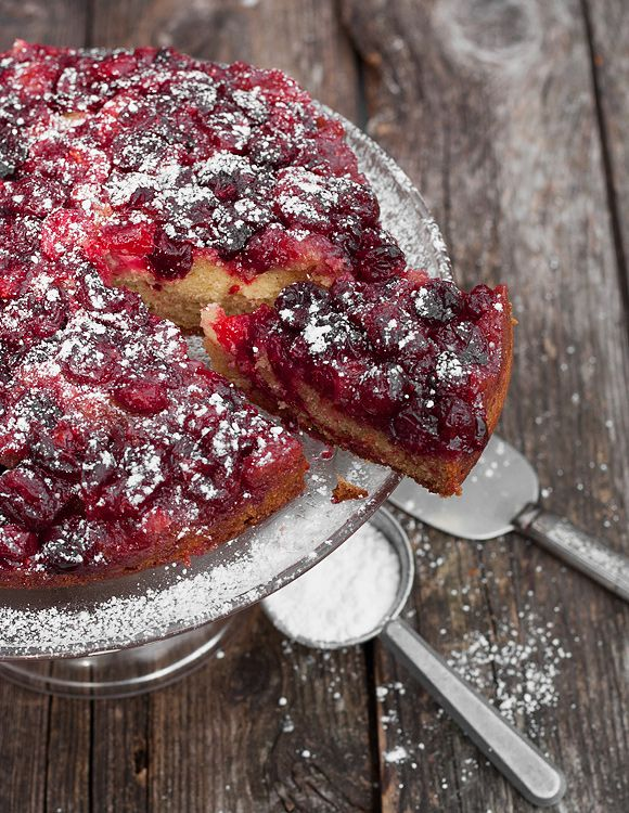 Tart cranberries .. this recipie was translated so read it first and then buy the ingredients.