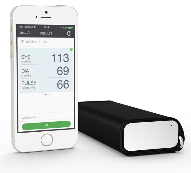QardioARM Blutdruck-Monitor - Wireless ...
