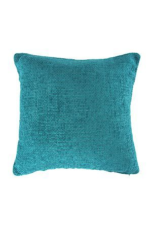"""Our chenille scatter cushion is easily matched with any decorating style and will add texture to a modern living room.<div class=""""pdpDescContent""""><BR /><b class=""""pdpDesc"""">Dimensions:</b><BR />L45xW45 cm<BR /><BR /><b class=""""pdpDesc"""">Fabric Content:</b><BR />100% Polyester<BR /><BR /><b class=""""pdpDesc"""">Wash Care:</b><BR>Lukewarm machine wash</div>"""