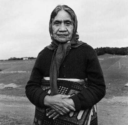 Herepo Rongo, Waikato - 1978,photographer Marti friedlander
