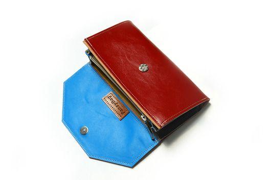portmonetki-Portfel Red & Multicolor 03