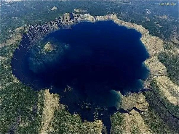 """Озеро """"Крейтер"""", штат Орегон США"""