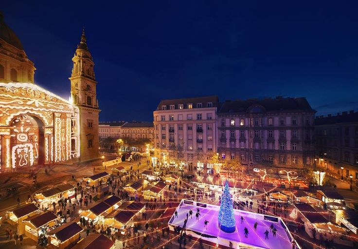 Europe's Best Destinations collected the top 20 Christmas markets in Europe, so that you can plan your festive staycations in advance.