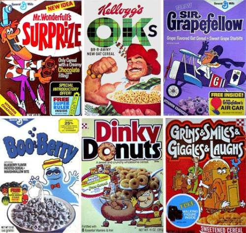 10 Best Images About Cereal On Pinterest