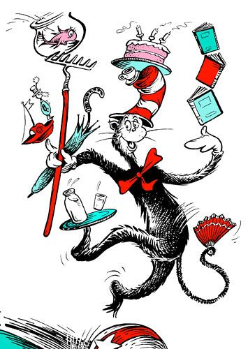 The Cat in the Hat (character) - Dr. Seuss Wiki