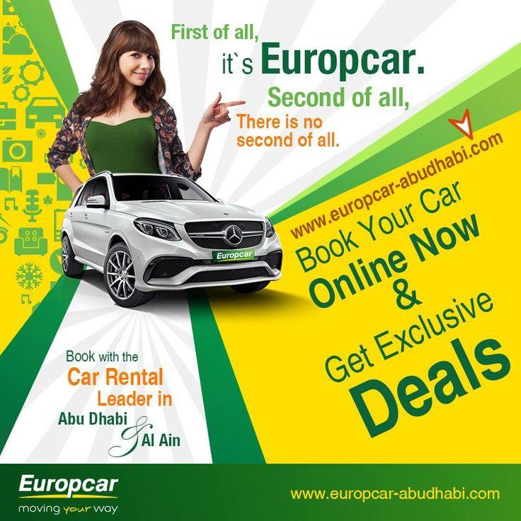 244 best Europcar Abu Dhabi Latest images on Pinterest