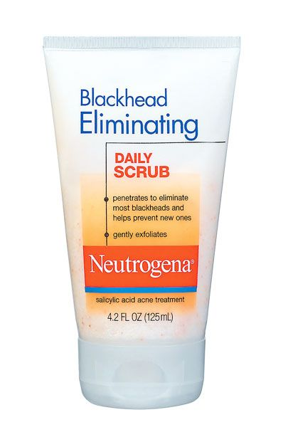 Neutrogena Blackhead Eliminating Daily Scrub (4.2oz)