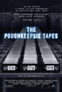 The Poughkeepsie Tapes. Omg! Ok, so I wanted to see this movie because the trailer scared the living daylights out of me! But I never was able to find it in theaters! We should watch it!