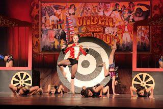 Mimi S Corner Circus Theme Dance Recital Jen S Stage