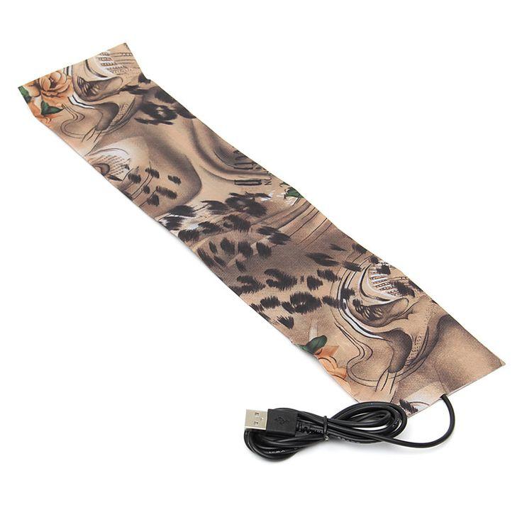 Étanche USB Protection Fièvre Chaleur Tissu 5 V Thermique Électrique En Tissu Warmer Chauffage Garder La Chaleur
