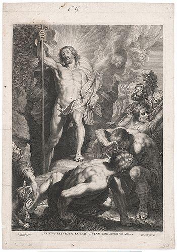 La résurrection de Jésus Christ, sans date | Peter Paul Rube… | Flickr