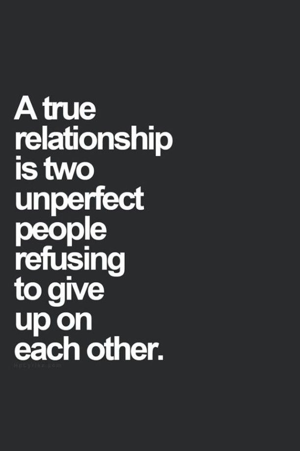 like I said, we may not be perfect, but we are perfect FOR each other.
