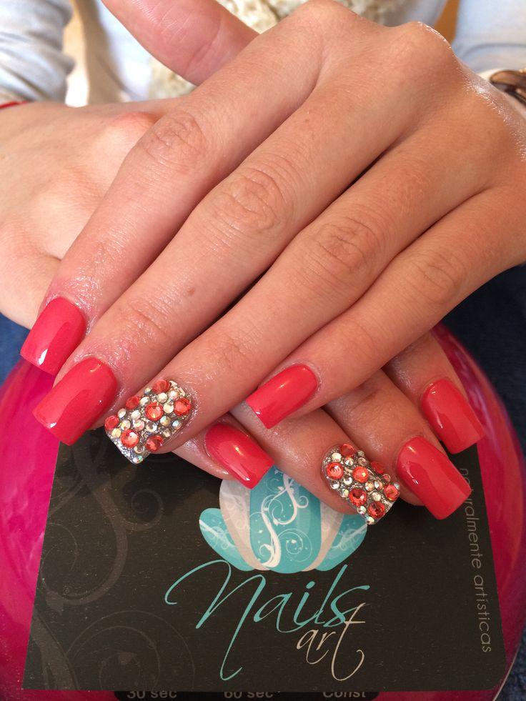 Nails art,acrylic nails, nails