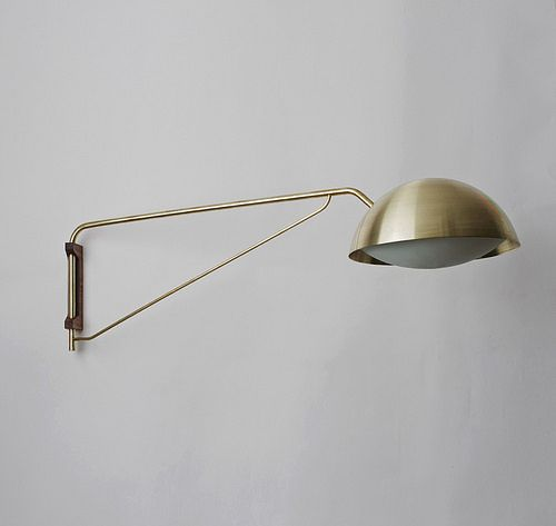 arc wall lamp | AMM blog