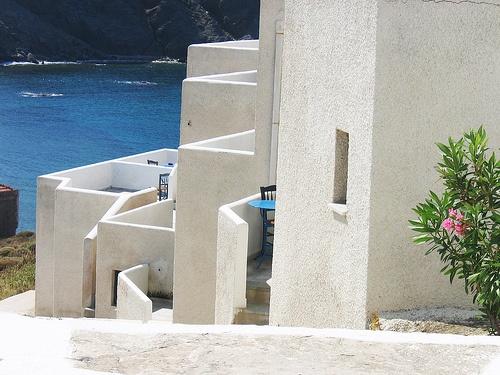 Typical greek houses, Psara island #Aegean sea #Greece #travel #ttot #travelling2GR #visitGReece #trueGreece #come2GReece #summer2GReece  PHOTO via: ben.galet http://www.flickr.com/photos/26904504@N03/7415421660/