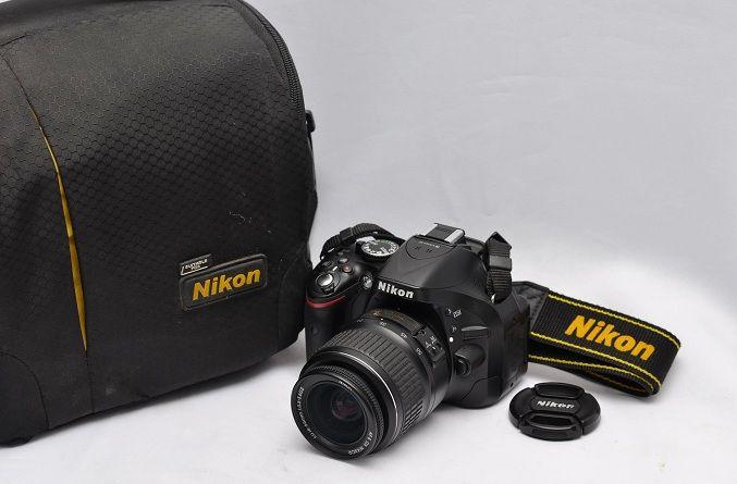 Jual Kamera DSLR Bekas – Nikon D5200 Bekas: Kamera DSLR Bekas - Nikon D5200 Bekas Harga: Rp. 4.550.000,- (Ready Stok)
