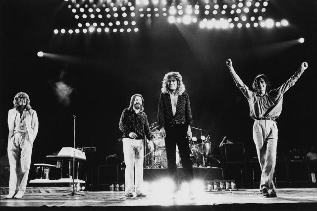 JImmy Page: the final Led Zeppelin albums - TeamRock
