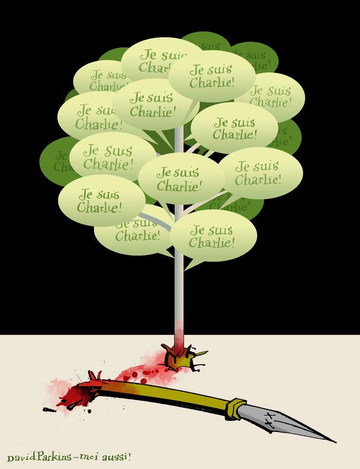 Illustration by David Parkins - canada - §