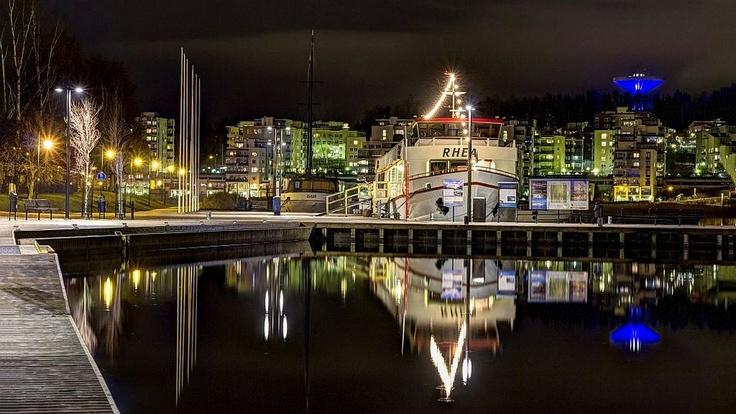 Jyväskylä harbour.
