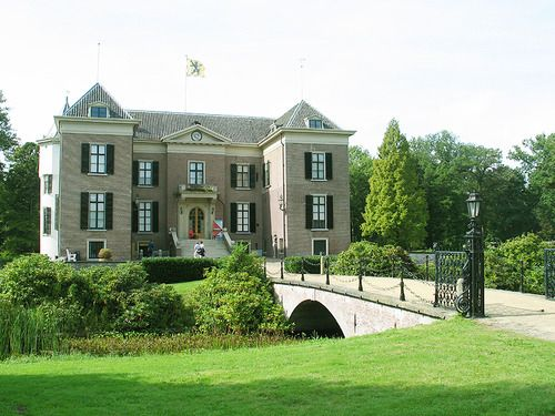 Huis Doorn, former home of the exiled Emperor Wilhlem II, from 1920-1941.
