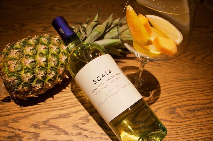 Made by Tenuta sant'antonio in Veneto Italy the Scaia Bianca is a white wine with nice florals and tropical fruit in the aroma a fresh feel with good acidity and some grapefruit and orange in the finish. #wineoftheweek